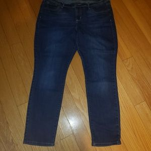 Old Navy Curvy Mid Rise Jeans